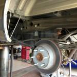 Обслуживание подвески автомобиля