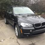 Предпродажная подготовка BMW X5