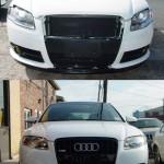 Локальная покраска Audi